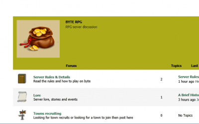 New Discussion Forums